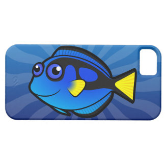 Cartoon Tang / Surgeonfish 2 iPhone SE/5/5s Case