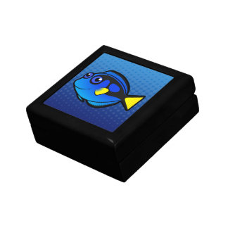 Cartoon Tang / Surgeonfish 2 Jewelry Box