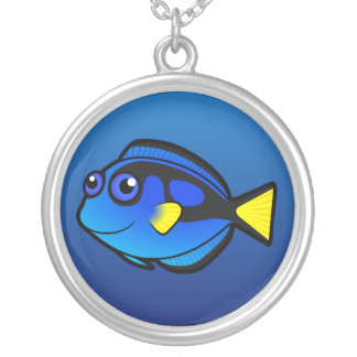 Cartoon Tang / Surgeonfish 2 Pendant