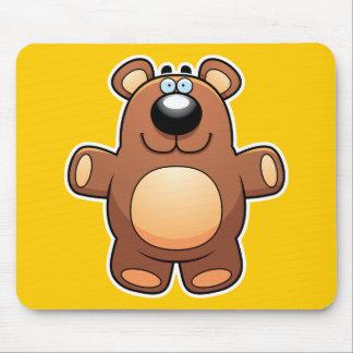 Cartoon Teddy Bear Mouse Pad