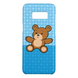 Cartoon Teddy Bear Samsung Galaxy S8 Case