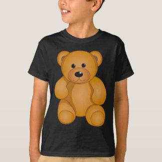 Cartoon Teddy Design T-Shirt