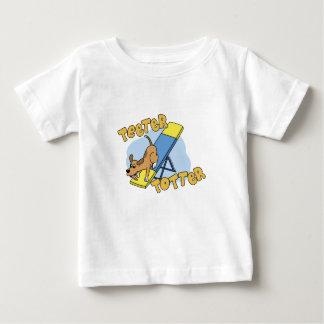 Cartoon Teeter Totter Agility Baby's Shirt