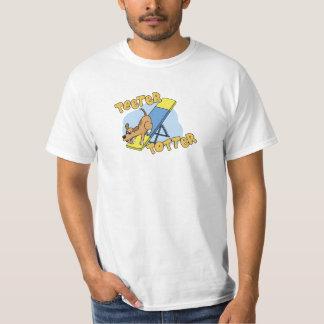 Cartoon Teeter Totter Agility T-Shirt