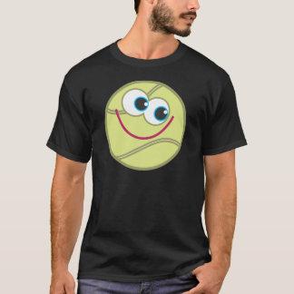 Cartoon Tennis Ball T-Shirt