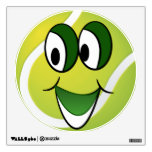 Cartoon Tennis Ball wall decal