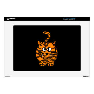 Cartoon Tiger Customizable Quality Products Decals For Laptops