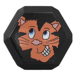 Cartoon Tiger head Black Bluetooth Speaker