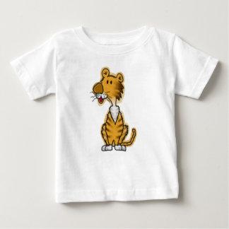Cartoon Tiger T-shirts