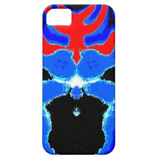 Cartoon TIN MAN Blue iPhone 5 Covers