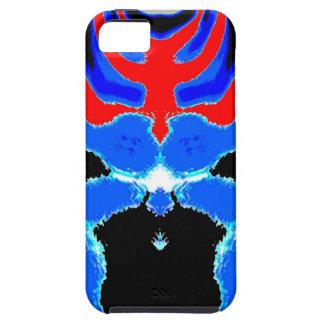Cartoon TIN MAN Blue iPhone SE/5/5s Case
