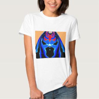 Cartoon TIN MAN Blue Tee Shirts