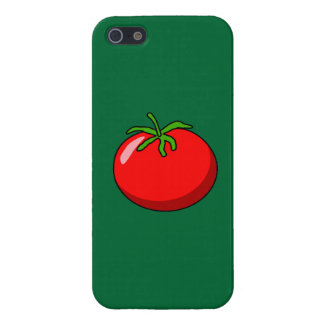 Cartoon Tomato iPhone SE/5/5s Cover