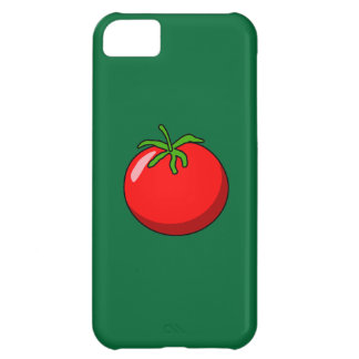 Cartoon Tomato Slice iPhone 5C Cover