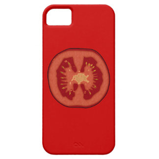 Cartoon Tomato Slice iPhone SE/5/5s Case