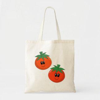 Cartoon Tomatoes Bag
