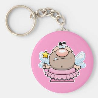 Cartoon Tooth Fairy Keychain