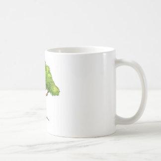Cartoon Tree Coffee Mug