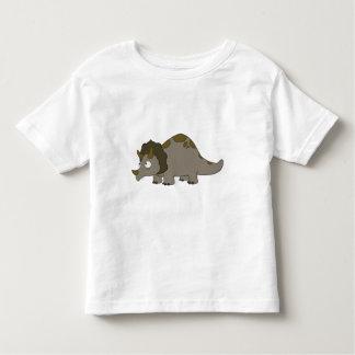 Cartoon Triceratops Shirt