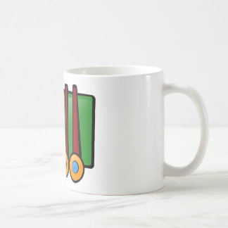 Cartoon Truck Coffee Mug
