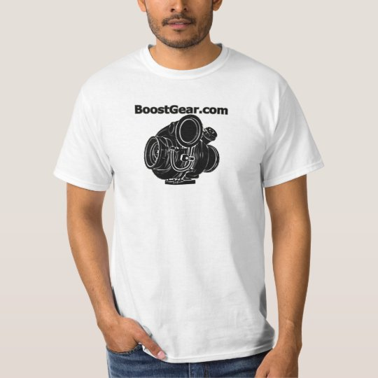 Cartoon Turbo by BoostGear.com T-Shirt