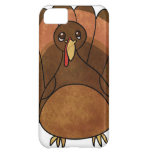 Cartoon Turkey Cover For iPhone 5C
