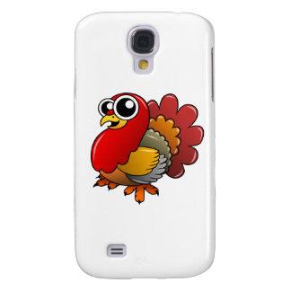 Cartoon Turkey Samsung Galaxy S4 Case