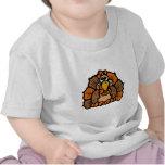 Cartoon Turkey Shirt