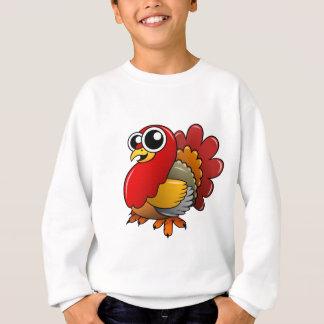 Cartoon Turkey Sweatshirt