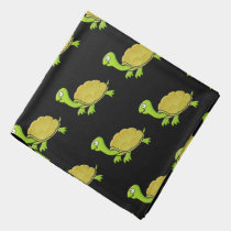 Cartoon Turtle Bandana
