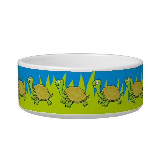 Cartoon Turtle Bowl