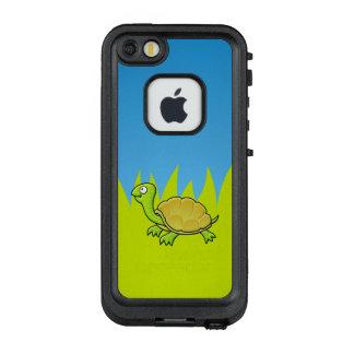 Cartoon Turtle LifeProof FRĒ iPhone SE/5/5s Case