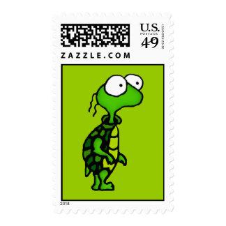 Cartoon Turtle Postage
