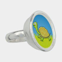 Cartoon Turtle Ring