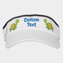 Cartoon Turtle Visor