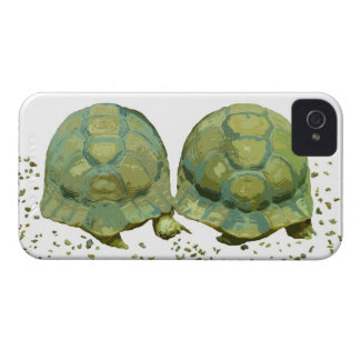 Cartoon Turtles Blackberry Case-Mate Case