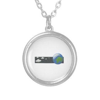 Cartoon UFO Invasion Custom Jewelry