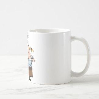 Cartoon Valkyrie Coffee Mug