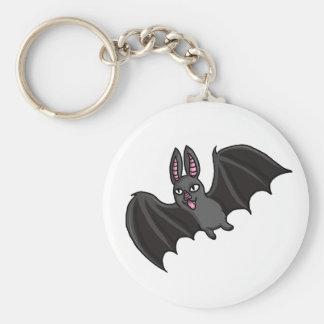 Cartoon Vampire Bat Keychain