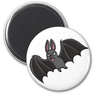 Cartoon Vampire Bat Refrigerator Magnets