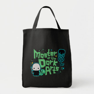 Cartoon Voldemort - Master of the Dark Arts Tote Bag
