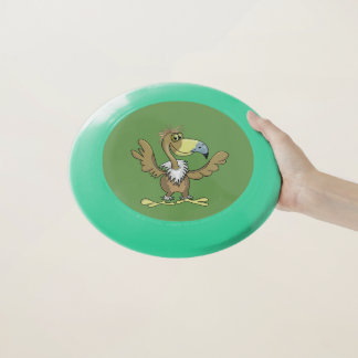 Cartoon Vulture Wham-O Frisbee