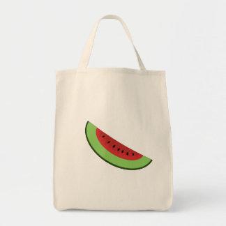 Cartoon Watermelon Slice Bag