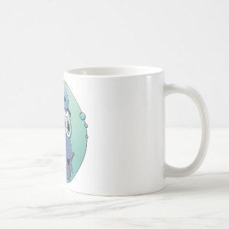 Cartoon Whale Coffee Mug