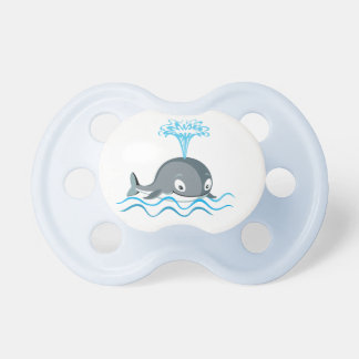 cartoon whale pacifier