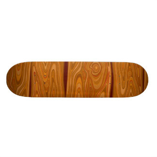 Cartoon Wood Skateboard Deck