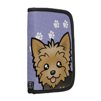 Cartoon Yorkshire Terrier (short hair no bow) Planners
