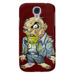 Cartoon Zombie Business Man Art by Al Rio Galaxy S4 Cases