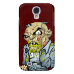 Cartoon Zombie Business Man Art by Al Rio Galaxy S4 Cover