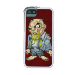 Cartoon Zombie Business Man Art by Al Rio Cover For iPhone 5/5S